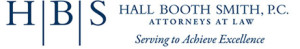 Hall Booth Smith Logo