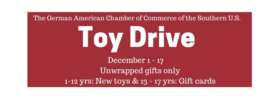 1st Annual Glühwein for Good Toy Drive & Holiday Mixer