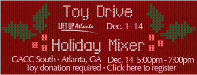 Toy Drive & Holiday Mixer